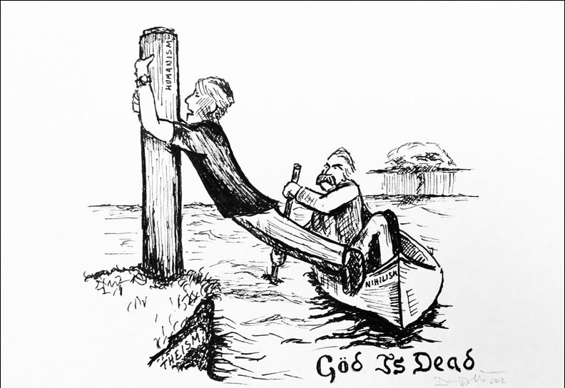 Deus está morto para Nietzsche
