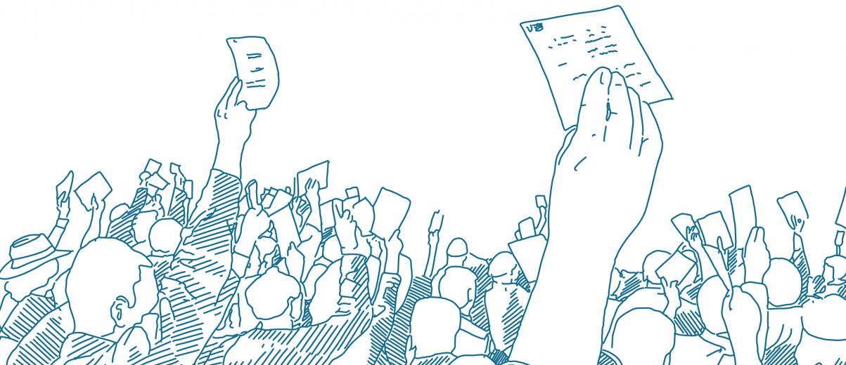 democracia direita